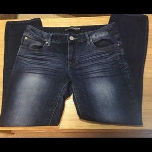 Express Skinny Stella Lowrise Jeans